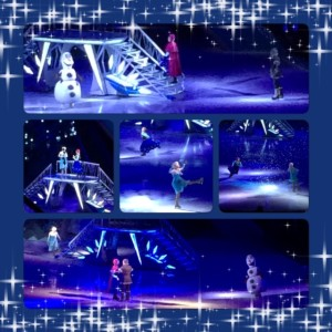 ice castle Disney on Ice presents Frozen Amway Center