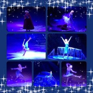 let it go Disney on Ice presents Frozen Amway Center