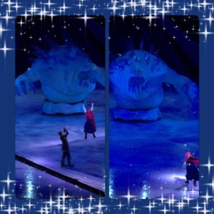 marshmallow Disney on Ice presents Frozen Amway Center