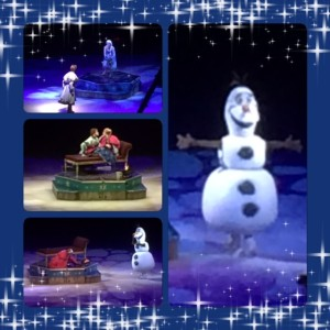 melting Disney on Ice presents Frozen Amway Center