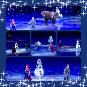 olaf Disney on Ice presents Frozen Amway Center