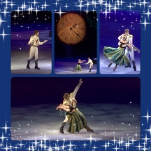 open door Disney on Ice presents Frozen Amway Center