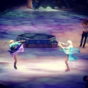 sisters Disney on Ice presents Frozen Amway Center