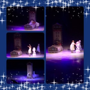 snowman Disney on Ice presents Frozen Amway Center