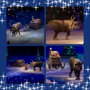 sven Disney on Ice presents Frozen Amway Center