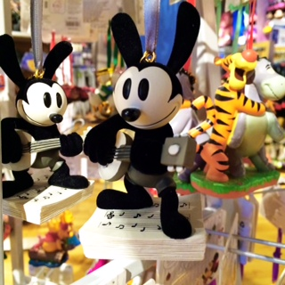 Disney Store Sketchbook Ornaments Oswald