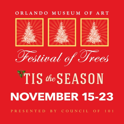 Festival of Trees Orlando Museum of Art Christmas