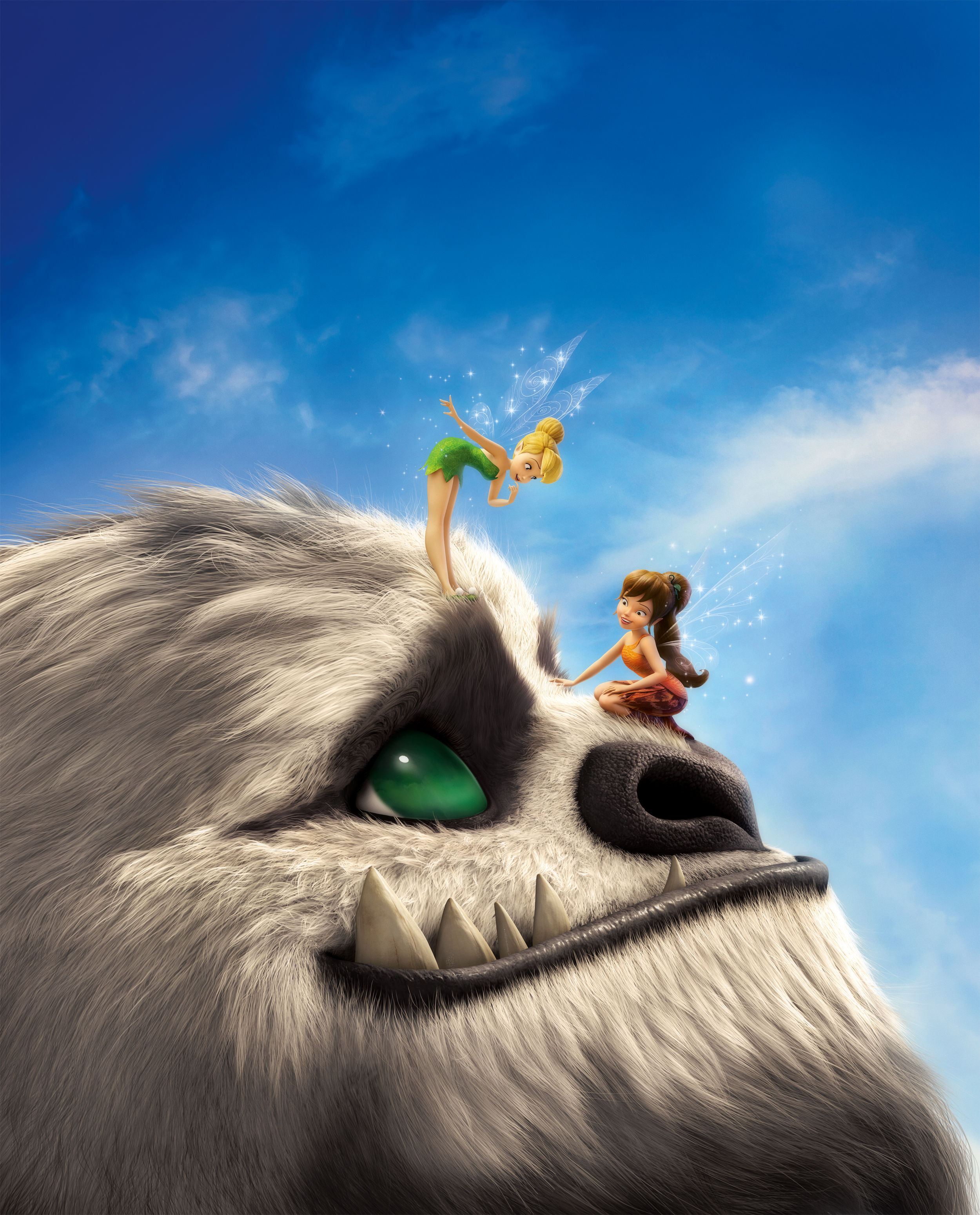 Tinker Bell and the Legend of the Neverbeast - On the Go ...