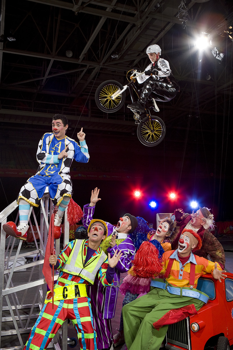 Circus Xtreme Ringling Bros. and Barnum & Bailey Reading with Ringling