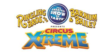 Circus Xtreme Logo Ringling Bros. and Barnum & Bailey