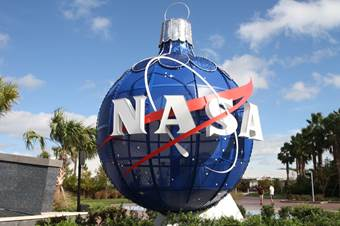 Kennedy Space Center Visitor Complex Christmas