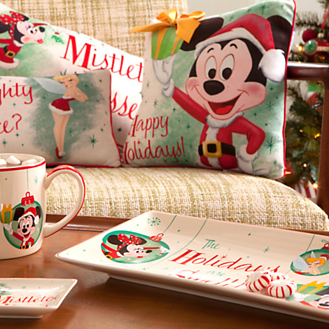 Walt Disney World Christmas Merchandise