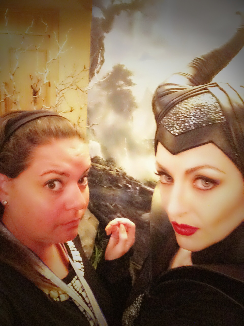 Maleficent Disney Social Media Moms