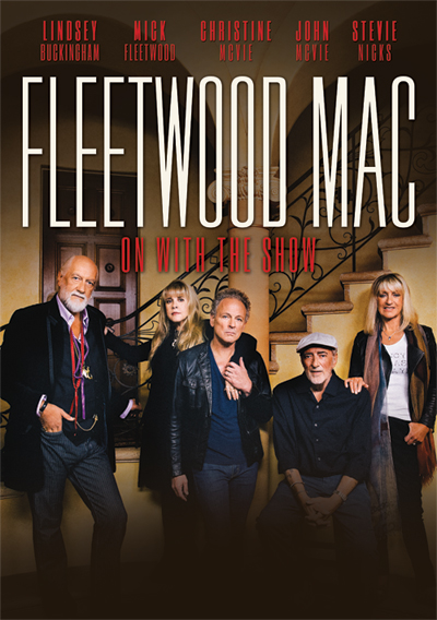Fleetwood Mac Amway Center Tour Poster