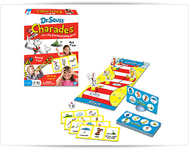 Wonder Forge Dr Suess Charades