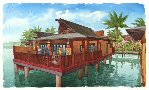 DVC News Disney Vacation News Disney's Polynesian Resort