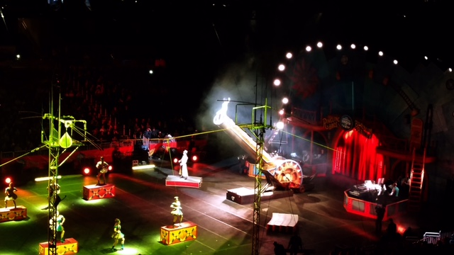 Circus Xtreme Cannon