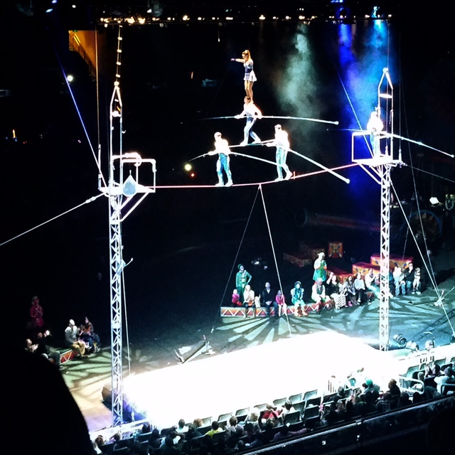 Circus Xtreme High Wire