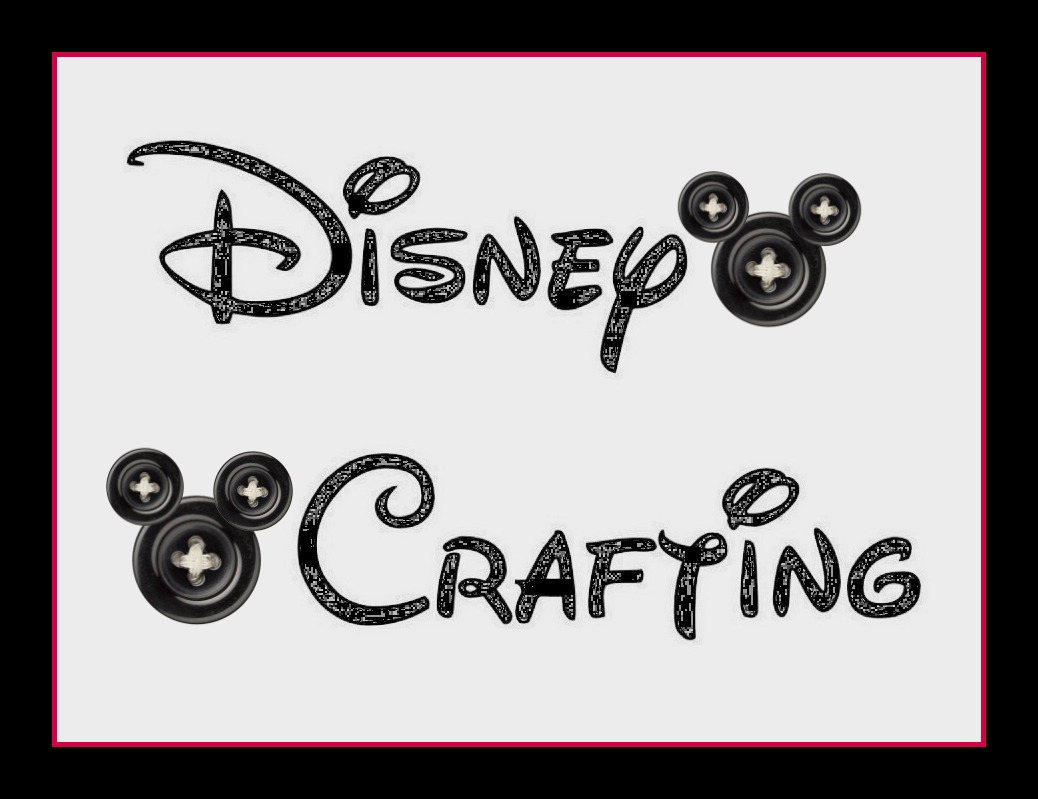 Disney Crafting Header