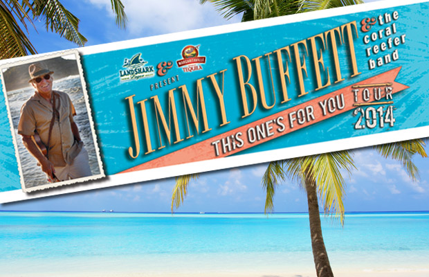 Jimmy Buffet and the Coral Reefer Band This One's For You Tour Amway Center