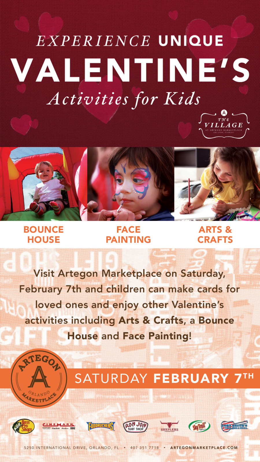 Artegon Marketplace Valentine Craft