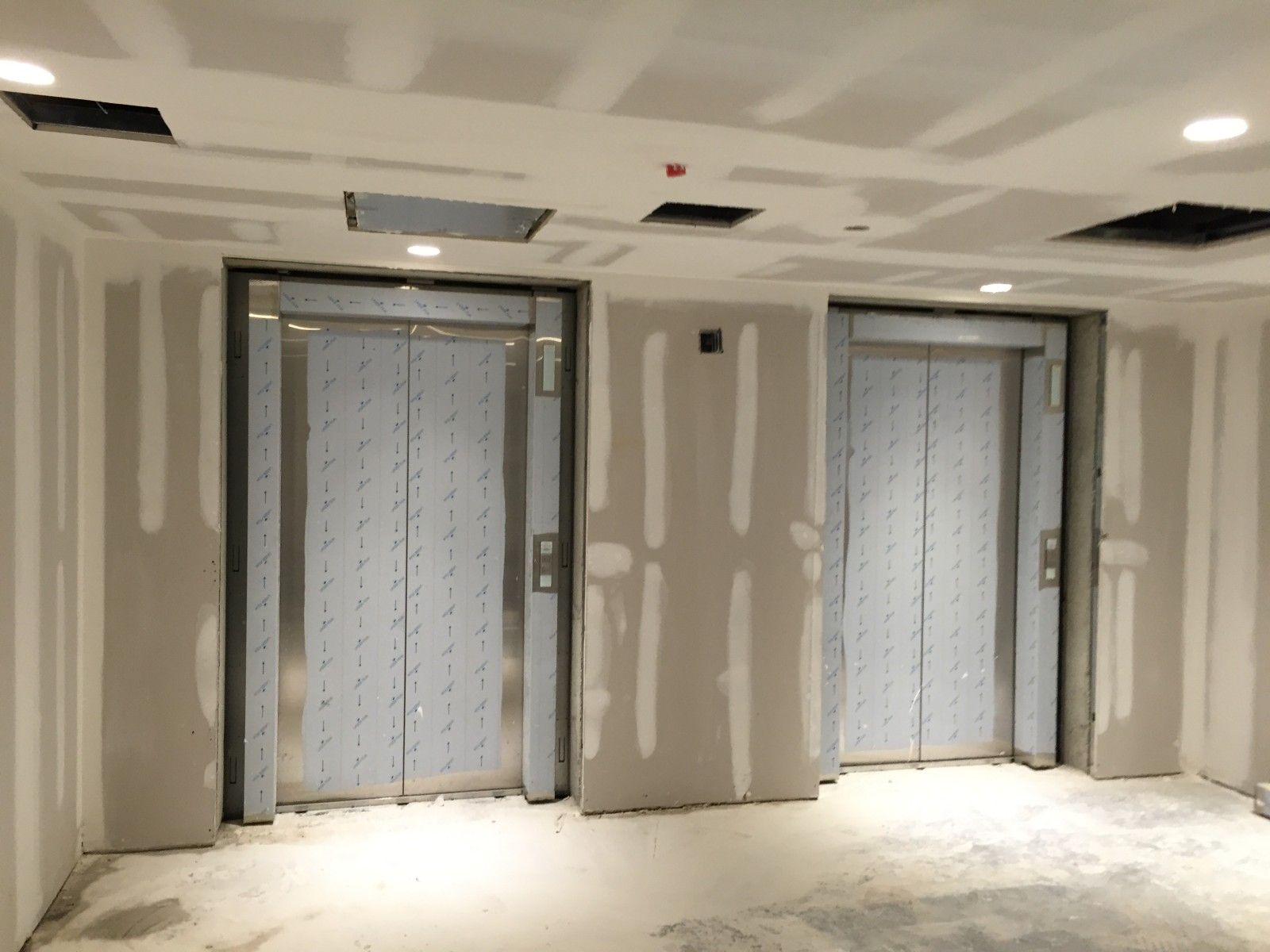 Soon-to-be Disco Elevators