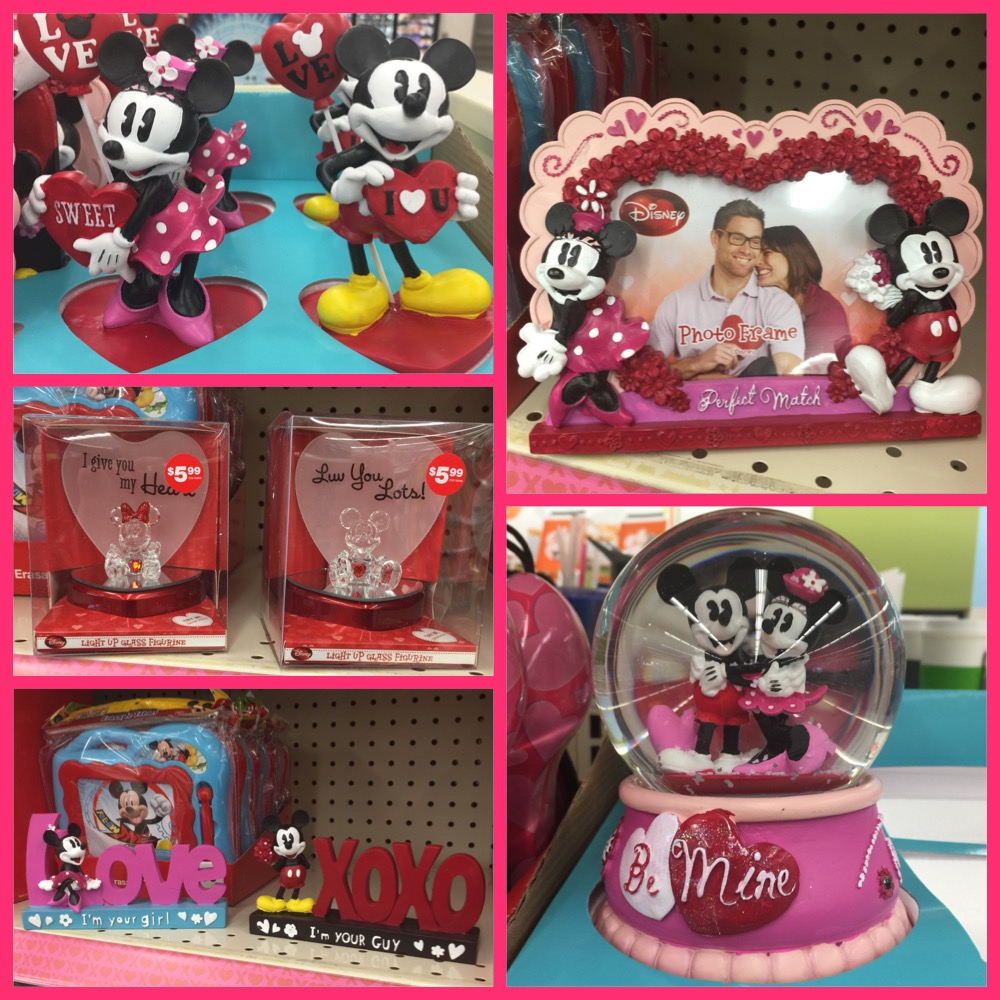 Last Minute Disney Inspired Valentine's Day Shopping Home Decor