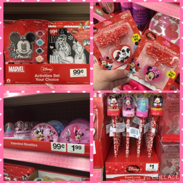 Last Minute Disney Inspired Valentine's Day Shopping Kids Ideas