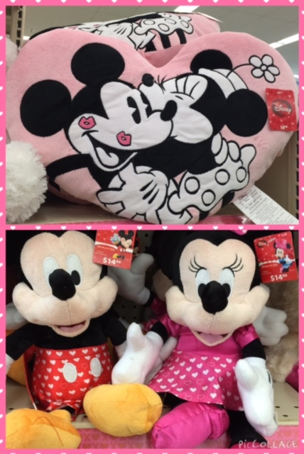 Last Minute Disney Inspired Valentine's Day Shopping Plush