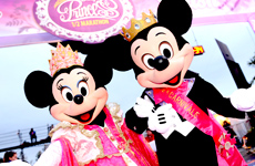 Pack like a runDisney Princess Mickey and Minnie