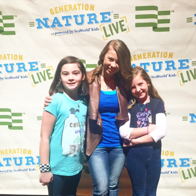 SeaWorld Orlando Wild Days 2015 Bindi Irwin
