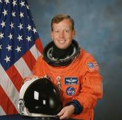 Steven W. Lindsey Kennedy Space Center Visitor Complex Astronaut Hall of Fame