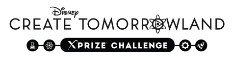Disney's Create Tomorrowland – XPRIZE Challenge logo