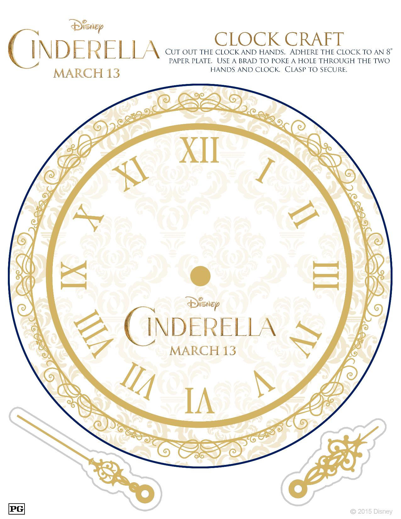 Cinderella Movie Activity