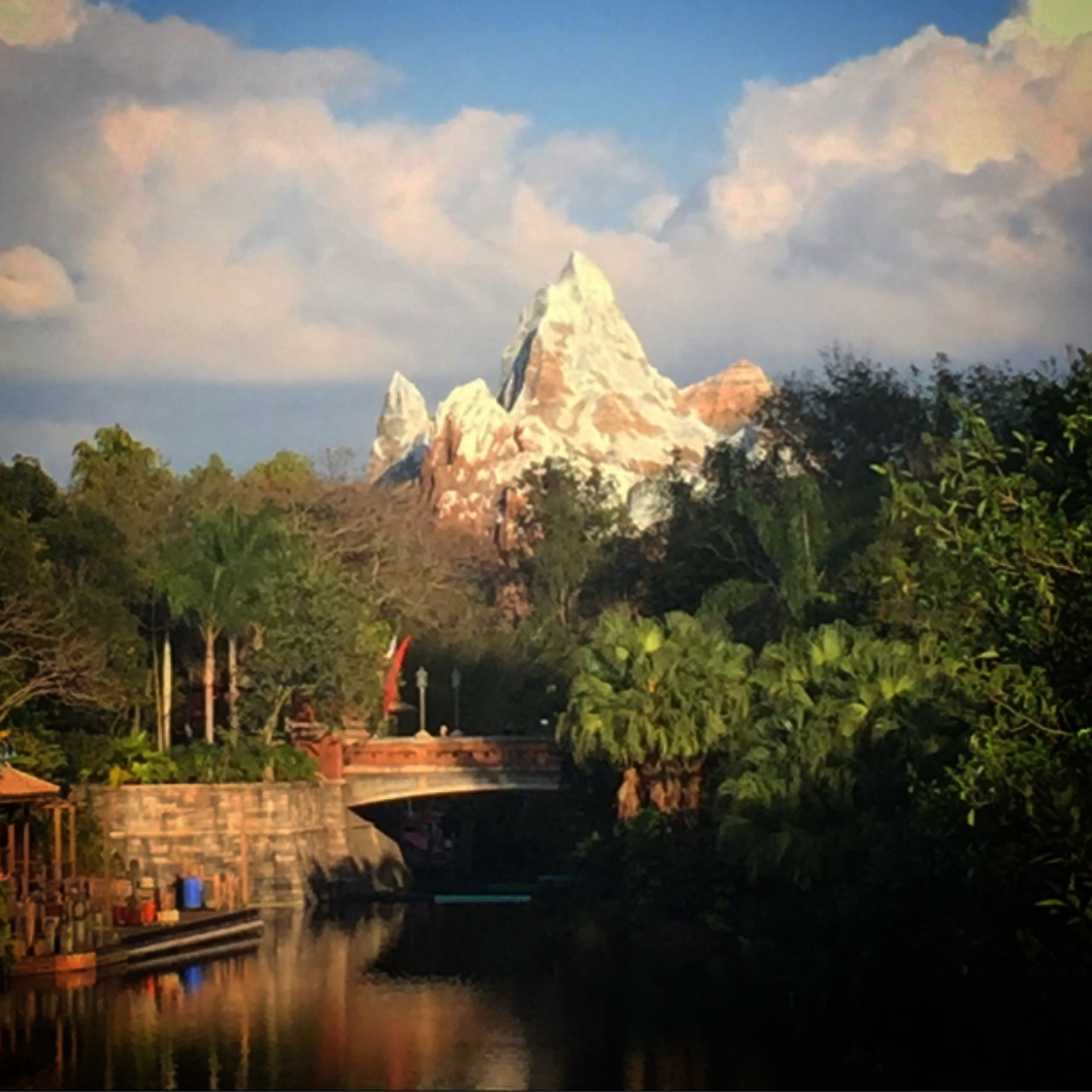 Wordless Wednesday Expedition Everest Animal Kingdom