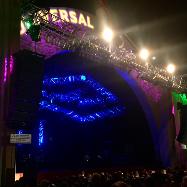 Mardi Gras Universal Orlando Concert Universal Studios Florida Music Concert Plaza Stage New Year's Eve