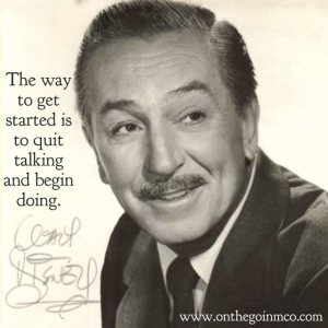 #DisneySide Walt Disney Quote Give Kids The World Viillage