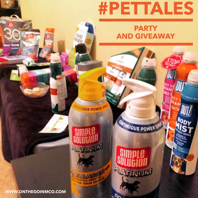 #PetTales Pet Product Party