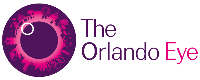 The Orlando Eye Logo