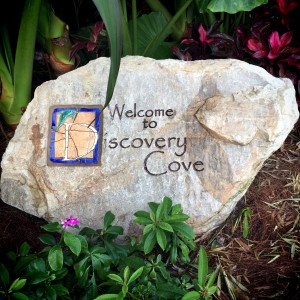 Discovery Cove Welcome