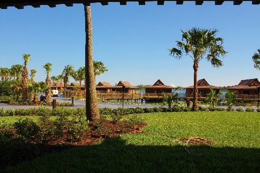 Disney's Polynesian Villas & Bungalows Deluxe Studio Villa Disney Vacation Club DVC Poly