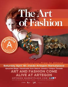 fashion show artegon marketplace