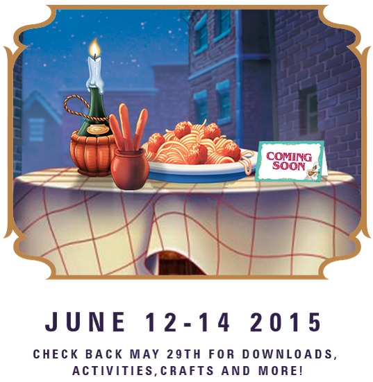 Disney D23 Fanniversary Lady and the Tramp Coming Soon