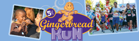 Give Kids the World Village Gingerbread Run 2015