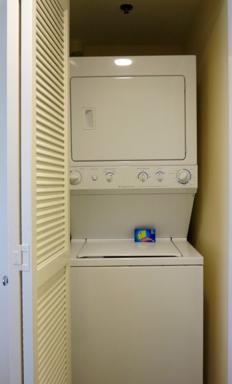 Disney Vacation Club DVC Washing Machine Laundry Packing