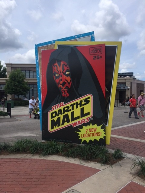 Star Wars Weekends 2015 Darth's Mall