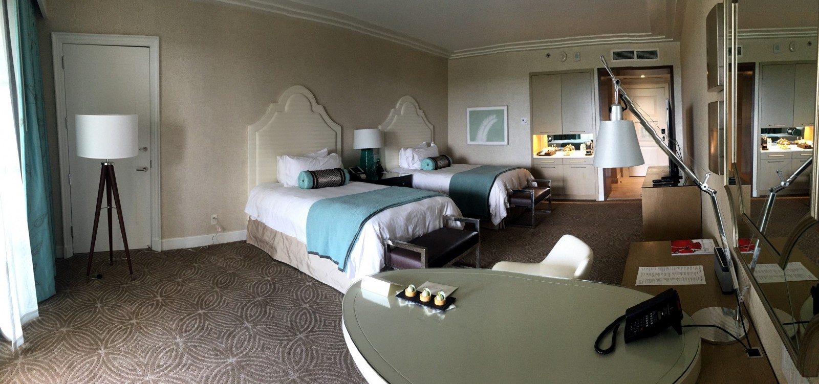 Four Seasons Orlando Resort at Walt Disney World Park view guest room project: Time-Off Week