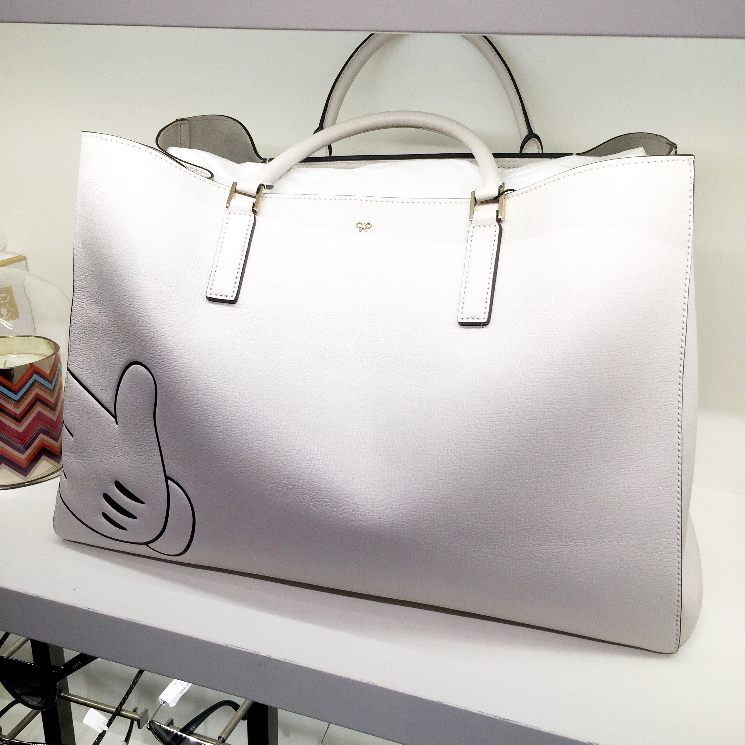 Anya Hindmarch Handbag exclusive to Four Seasons Orlando Resort at Walt Disney World