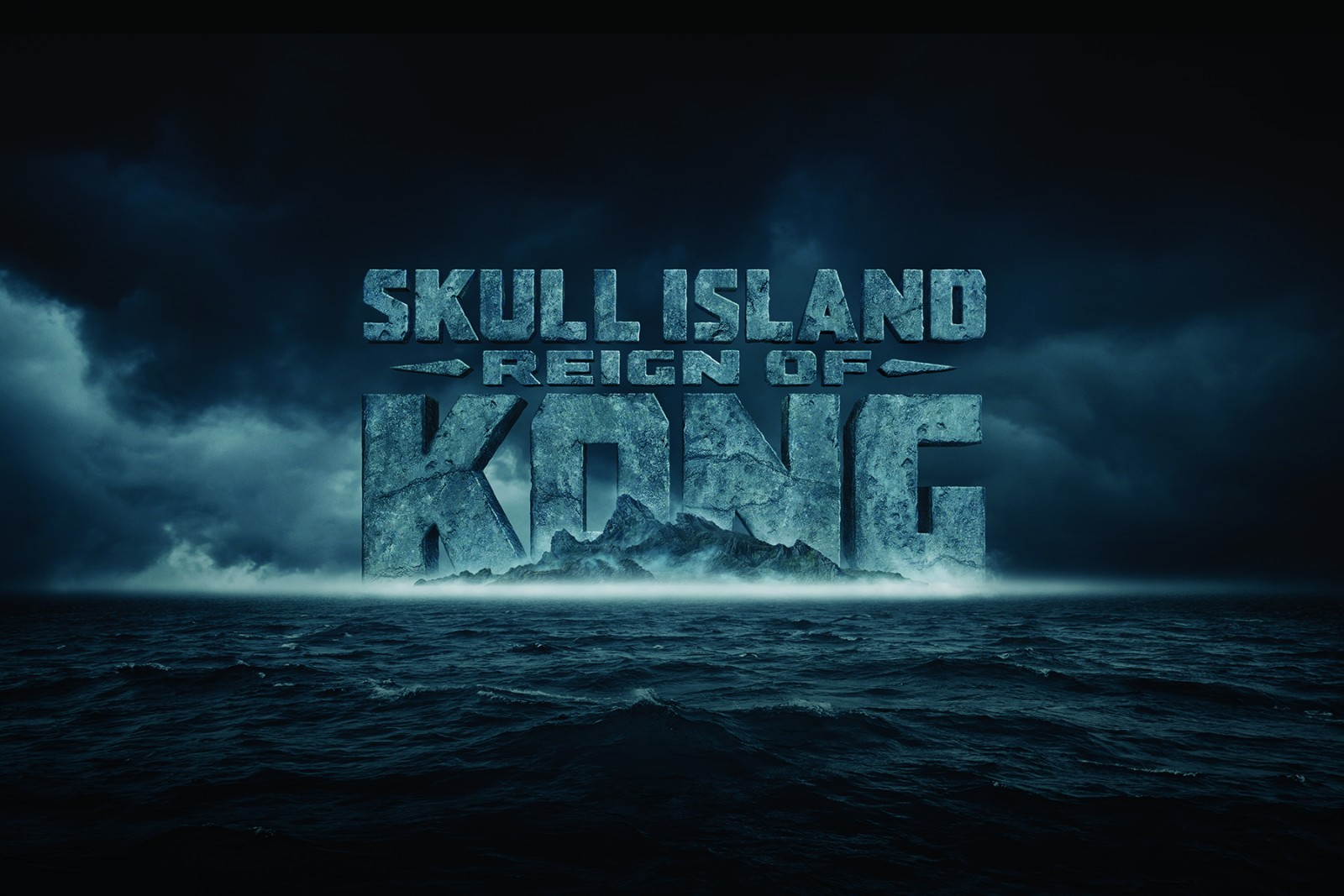 Skull Island Reign of Kong key art
