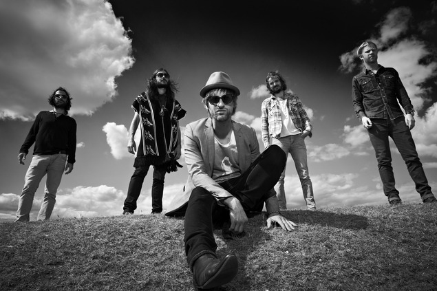 The Temperance Movement Orlando Citrus Bowl Rolling Stones Orlando Florida Concert 2015
